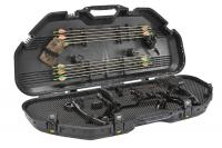Plano All Weather Series Bow Case - Black