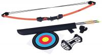 Crosman Upland Youth Compound Bow - Ages 4-8