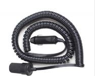 Coiled Extension Lead